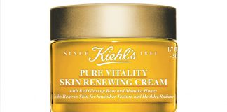Prep Your Skin For The New Year With Kiehl's Pure Vitality Skin Renewing Cream - Pamper.My