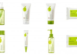 innisfree Apple Seed Cleansing Line Is Here To Make Makeup Removal A Breeze - Pamper.My