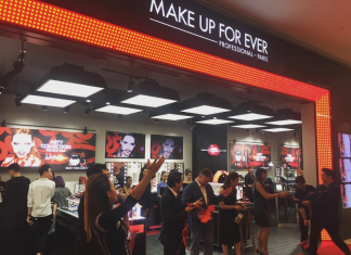 Make Up For Ever Pro Boutique, First Malaysia Flagship Store Opens In Pavilion KL - Pamper.My