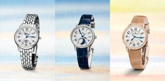 A Preview of Jaeger-LeCoultre's 2017 Rendez-Vous collection - Pamper.My