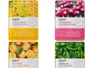 Tried & Tested: SEP Jeju Mask Pack (Canola Honey, Cactus Fruit, Tangerine, & Green Tea) - Pamper.My