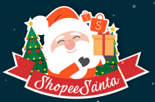 Have a Jolly Shopee Christmas This Year! - Pamper.My