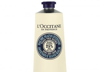 L'OCCITANE's Shea Butter Intensive Hand Balm Is Here To Rescue Your Hands! - Pamper.My