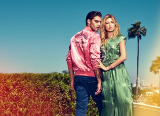 Embody the Essence of Palm Spring in GUESS Jeans Spring 2017 Collection - Pamper.My