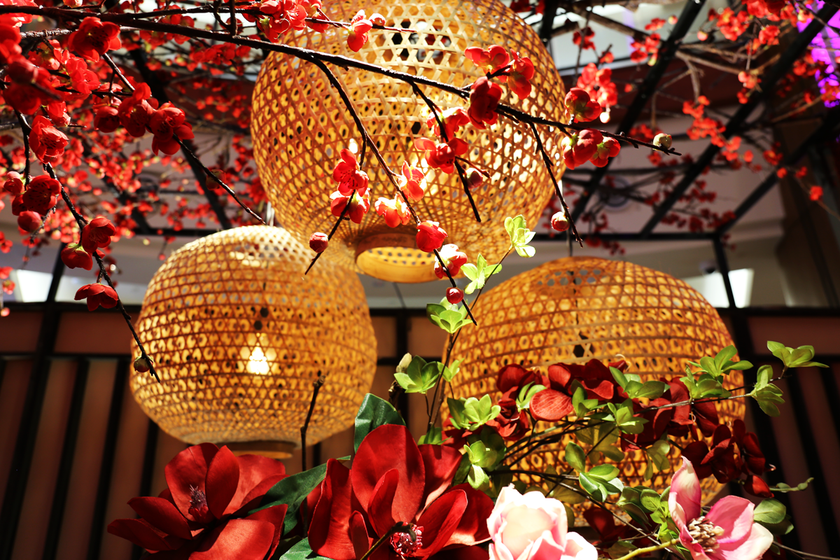 chinese new year celebrations at the gardens mall pamper my. Black Bedroom Furniture Sets. Home Design Ideas