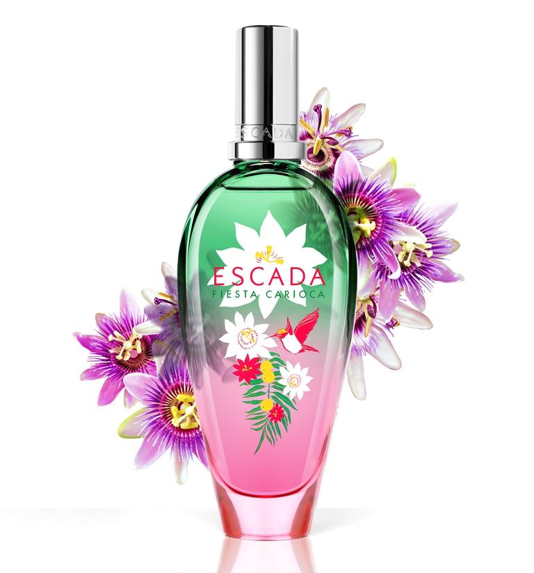 escada releases new perfume to celebrate 25th anniversary. Black Bedroom Furniture Sets. Home Design Ideas