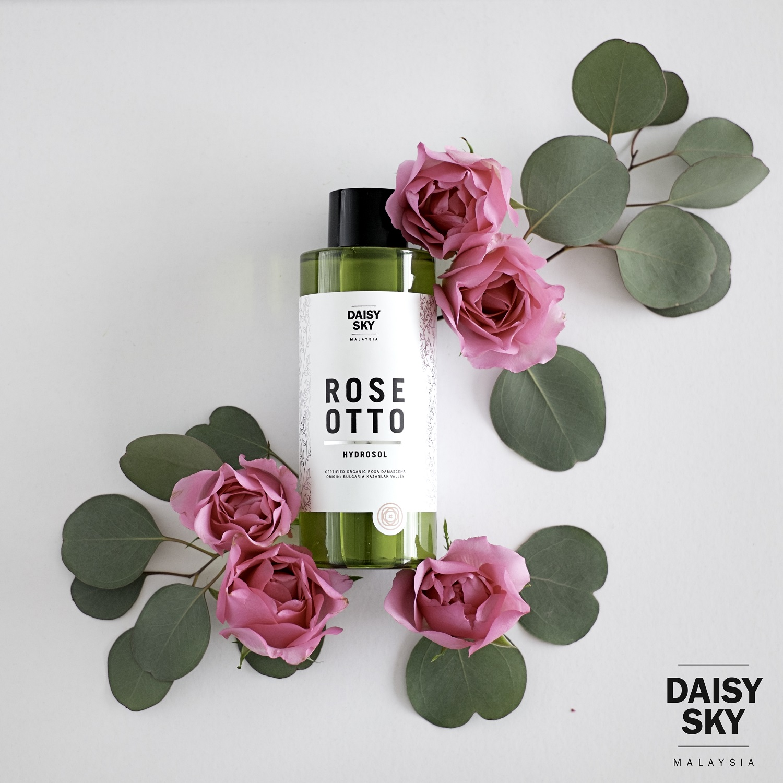 Daisy Sky Malaysia Bulgarian Rose Otto Hydrosol - Pamper.My