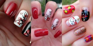 10 Chinese New Year Nail Art Inspirations - Pamper.My