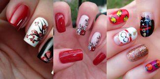 10 Chinese New Year Nail Art Inspirations - Pamper.My