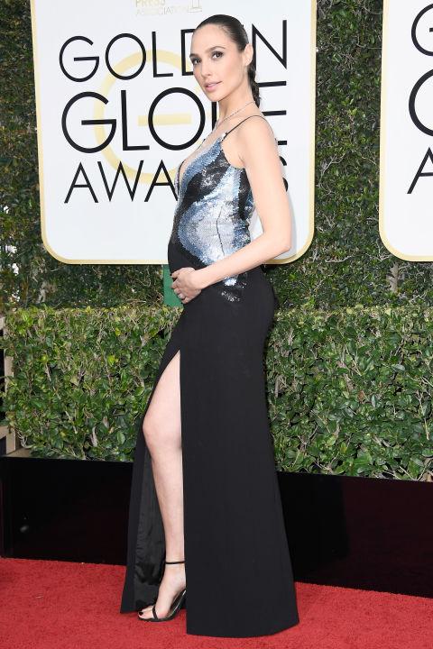 Golden Globes 2017: Best Dressed Stars, Gal Gadot - Pamper.My