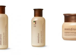 innisfree Soybean Energy Line Is Here To Bring Out Your Skin's Inner Radiance - Pamper.My