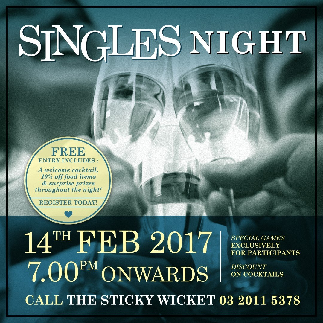 wickett single personals The 2010 nine wicket national championships were a great success friday was the start of singles block play there were 16 players entered in the singles block.
