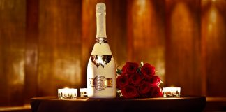 Angel Champagne Celebrated Valentine's Day With 'Be My Valentine'-Pamper.my