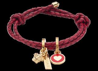 Versace_St.Valentine's_Day_AllLoveisLove_Bracelet,Red-Pamper.my