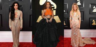 59th Annual Grammy Awards 2017: Best Dressed Stars-Pamper.my