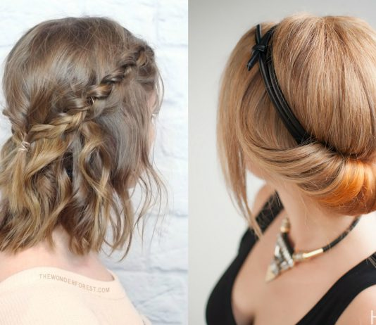 5 Easy Romantic Hairstyles To Complete Your Valentine's Day Look-Pamper.my