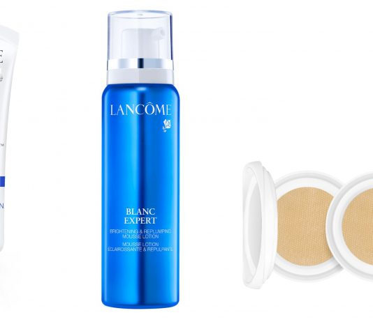 Keep Your Skin In The 'Safe Zone' With Lancome UV Expert & Blanc Expert-Pamper.my