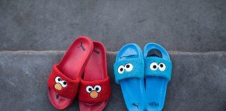 PUMA x Sesame Street Collection-Pamper.my