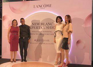 Experience Lancome Blanc Expert Cushion, A Cushion That's Lighter Than A Rose PetalLancome Blanc Expert Cushion-Pamper.my