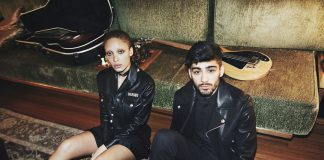 Zayn And Model, Adwoa Aboah Stars In Versus Versace Spring/Summer 2017 Campaign-Pamper.my