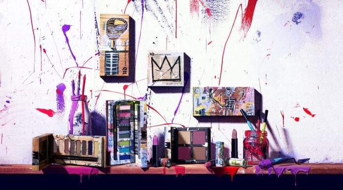 Art Meets Makeup In The Upcoming Urban Decay x Jean-Michel Basquiat Collection-Pamper.my