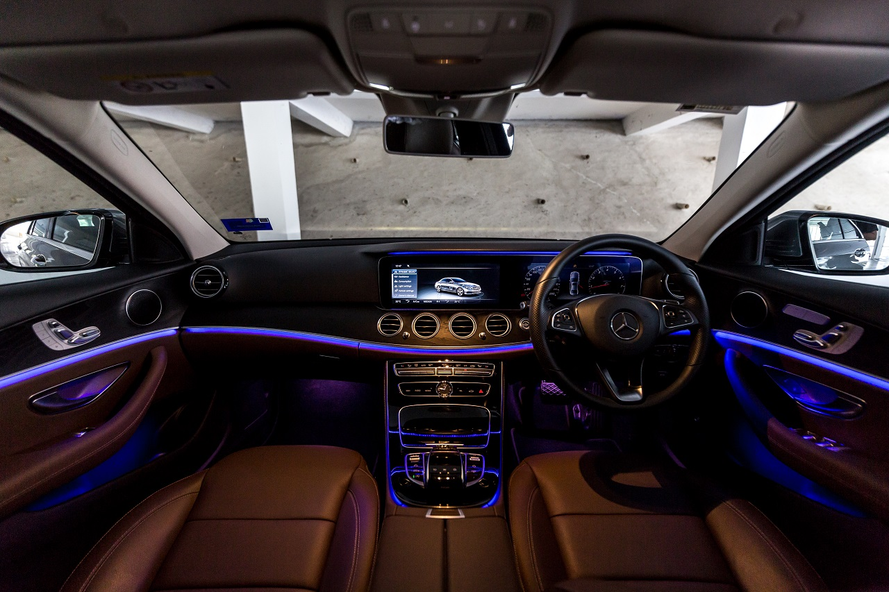 Mercedes Benz Malaysia Presents New Locally Assembled Mercedes Benz E Class Pamper My