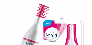 Get A Smooth, Delicate And Painless Shave With Veet Sensitive Touch-Pamper.my