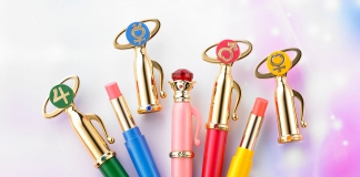 """These Makeup Moisture Rouge 2017 """"Transforming Pens"""" Will Tint Your Lips And Turn You Into Your Favourite Sailor Moon-Pamper.my"""