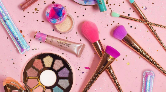 Tarte Make Believe In Yourself Collection Brings A Unicorn And Rainbow Fantasy-Pamper.my