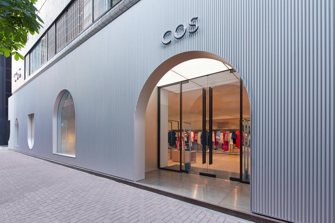 Fashion Store In Tokyo Detail