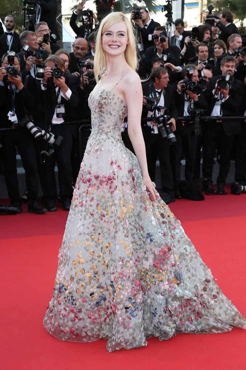 4825de89109 70th Anniversary Red Carpet Arrivals – The 70th Annual Cannes Film Festival