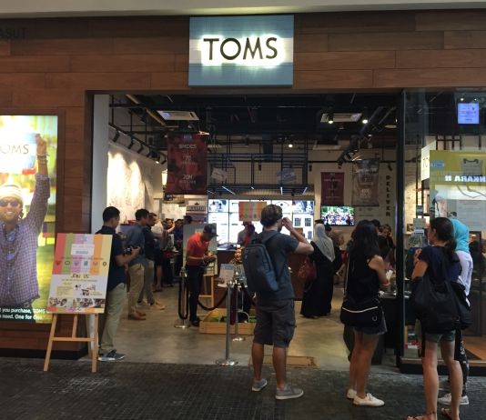 #Scenes: TOMS Malaysia Celebrates Their Very First ONE DAY Event-Pamper.my