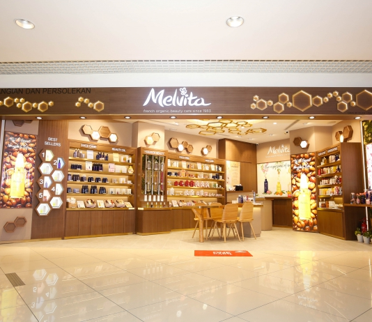 Melvita 1 Utama New Store Takes Inspiration From The Bees-Pamper.my