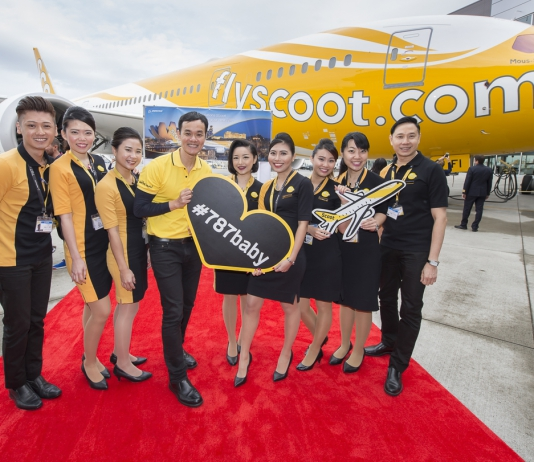 Scoot Takes Delivery of New 787 Dreamliners with Crew Bunks-Pamper.my