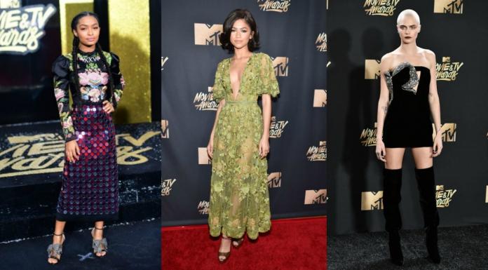 MTV Movie & TV Awards 2017: 8 Best Dressed Stars-Pamper.my