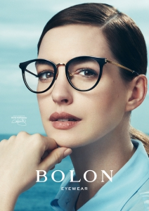3a63433f833 The campaign of Bolon 2017 eyewear collection features its official brand  ambassador since 2016