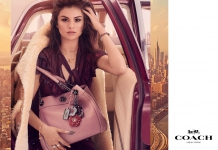 Coach FW 2017 Campaign Selena Gomez, Edie bag-Pamper.my