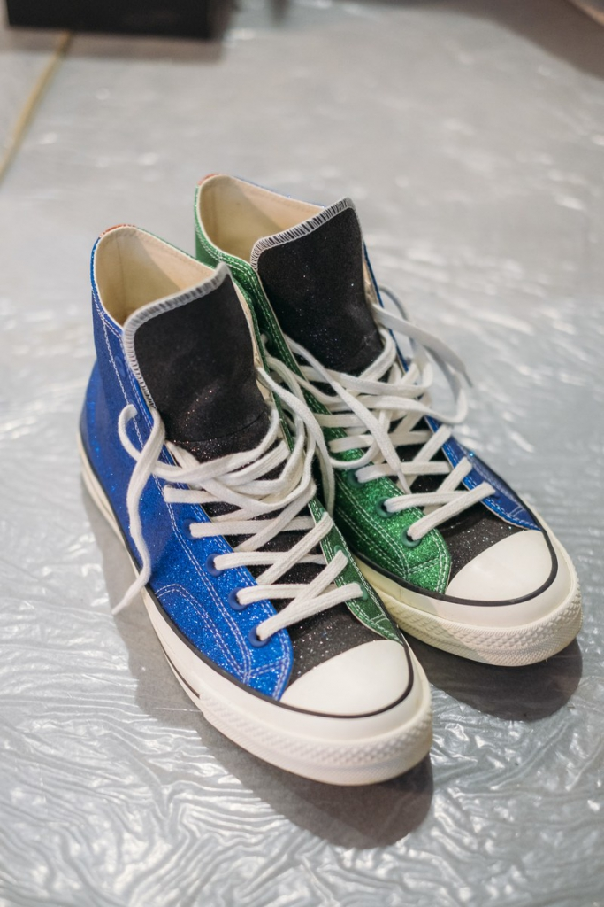 jw anderson revealed collaboration with converse for spring  summer 2018 collection