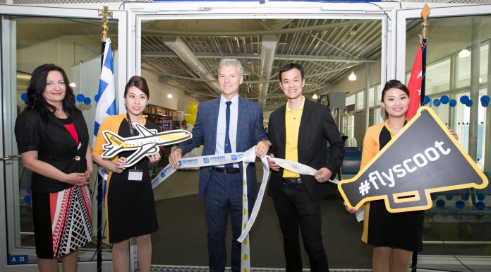 Scoot Marks Start of Long-Haul Operations with Maiden Flight to Athens-Pamper.my