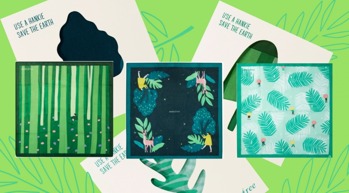innisfree Wants You To Use Your Eco-Hankie To Keep The Forests Green-Pamper.my