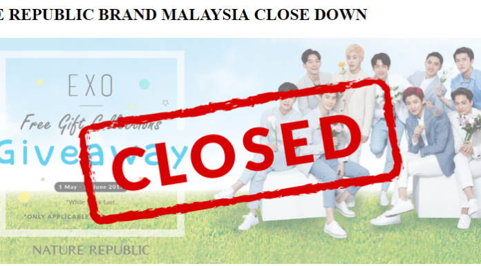Why Nature Republic Pulled Out Of Malaysia-Pamper.my