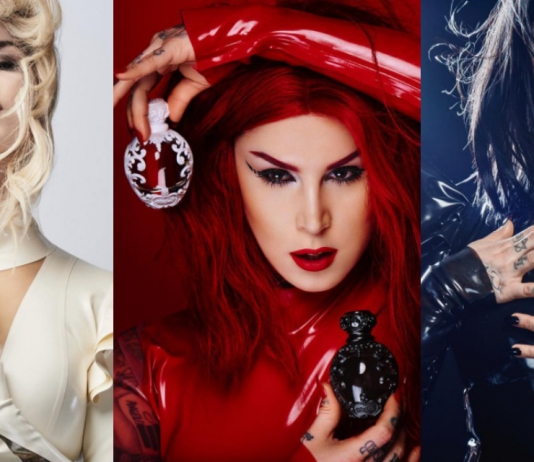 We're Flipping Out Cause Kat Von D Is Relaunching Her Saint And Sinner Perfumes-Pamper.my
