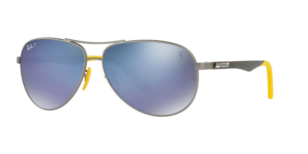 9c242f05e2d Ray-Ban Introduces Exclusive Eyewear Collection for Scuderia Ferrari