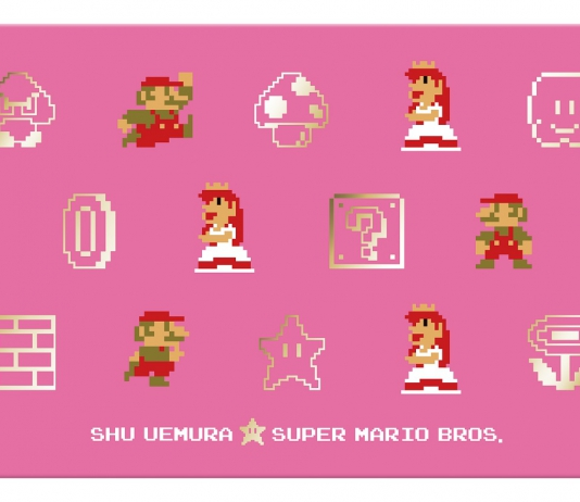 shu uemura Collaborates With Super Mario Bros For A Nostalgic Fun-Filled Collection This Holiday!-Pamper.my
