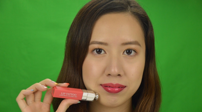Tried & Tested: Dior Addict Lip Tattoo Swatches, 451 Natural Coral-Pamper.my