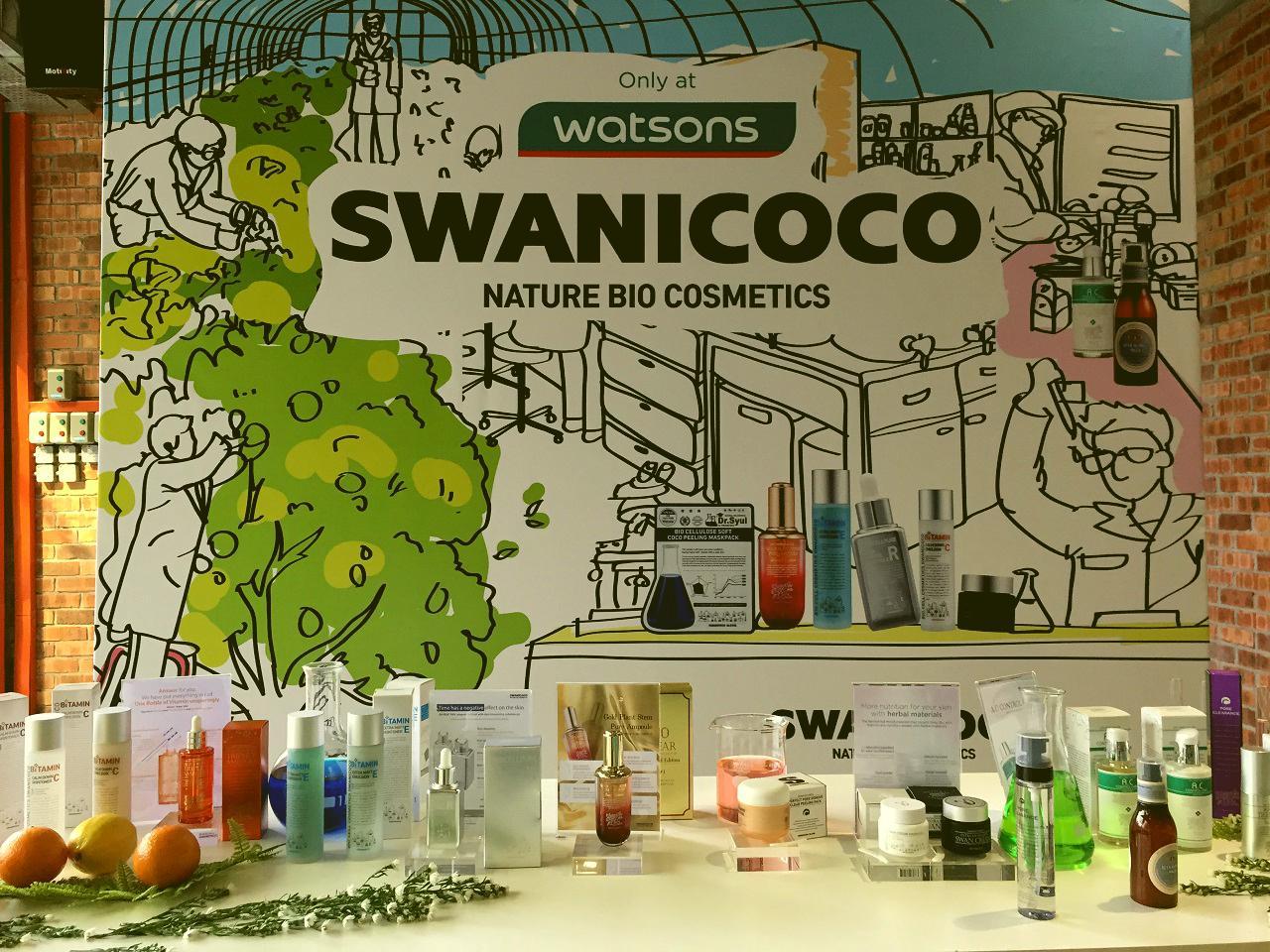 #Scenes: South Korea's Top Bio Cosmetics Brand, Swanicoco ...
