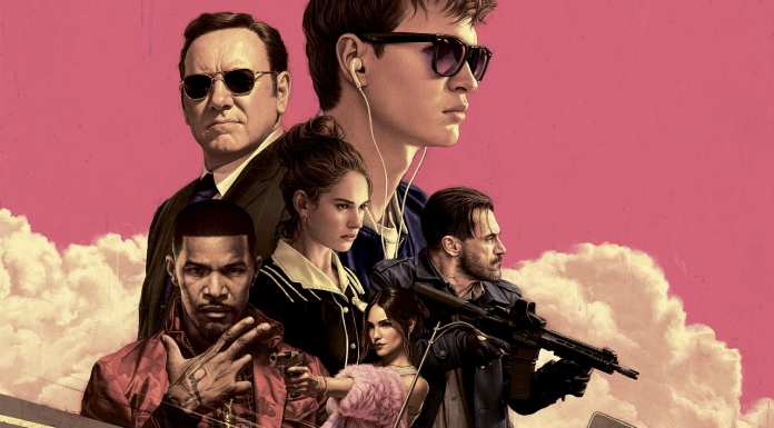 See Ansel Elgort, Lily James and Director, Edgar Wright Today At The Red Carpet Premier Of Baby Driver-Pamper.my