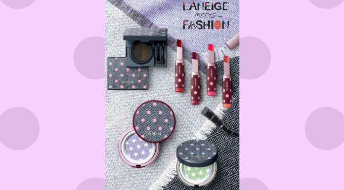 Channel 80's Modern Glamour With The LANEIGE Meets Fashion 2017 Collection With Korean Designer, Yoon Choon Ho-Pamper.my