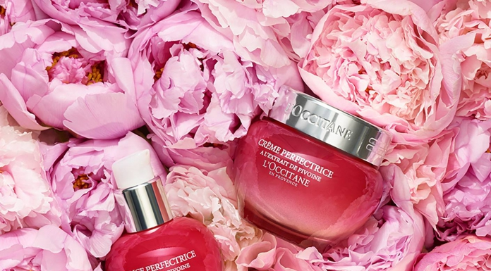 Reveal Your Skin's True Perfection With L'OCCITANE Pivoine Sublime Range-Pamper.my