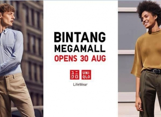 Uniqlo Is Opening In Bintang Megamall At Miri, Sarawak This August 30!-Pamper.my
